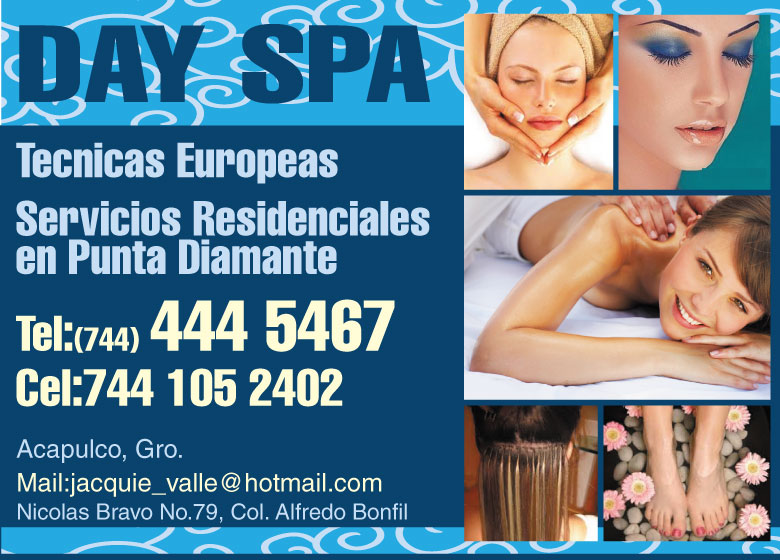 DAY SPA - ACAPULCO
