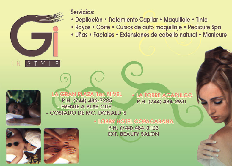 GI IN STYLE SPA & HAIR SALON - ACAPULCO