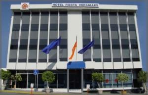 HOTEL FIESTA VERSALLES - MONTERREY