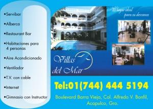 VILLAS DEL MAR HOTEL