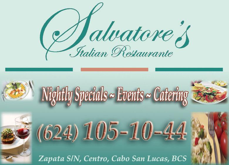 RESTAURANTE SALVATORE'S ITALIAN RISTORANTE