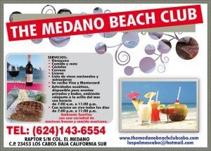 THE MEDANO BEACH CLUB